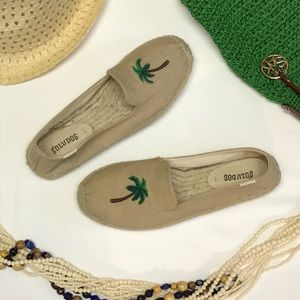 JUST IN - Soludos Palm Tree Espadrilles